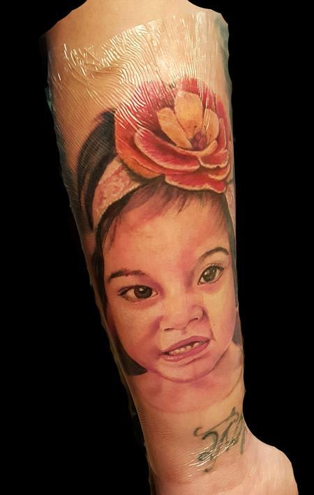 Tattoos - Portrait - 116123