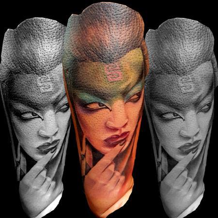 Tattoos - Geisha - 122909