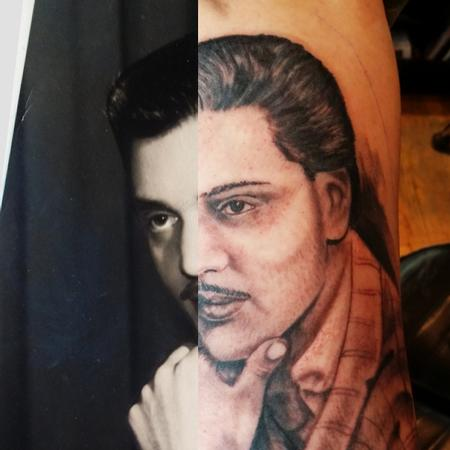 Tattoos - Portrait - 112009