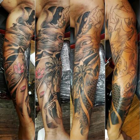Tattoos - Dragon - 122053