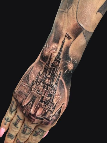 Tattoos - The Magical World of Disney - 106850