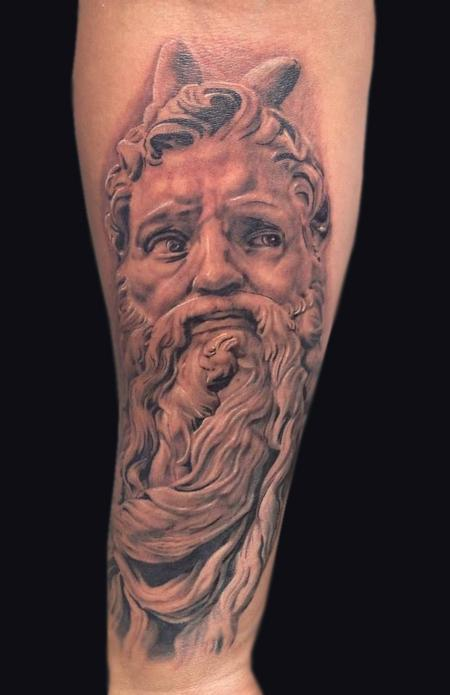 Tattoos - Moses  - 96411
