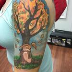 Tattoos - Story book Tattoo - 132559