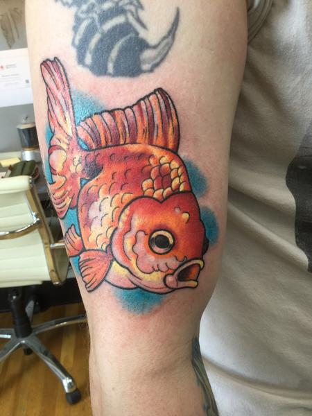 Tattoos - Fish - 132293