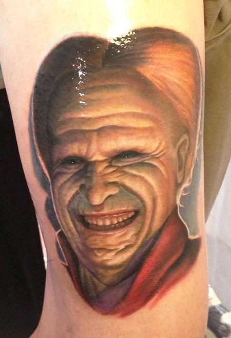Steve Wimmer - Bram Stokers Dracula Portrait