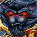 New CAT TATTOO Banner Original Art Design Thumbnail