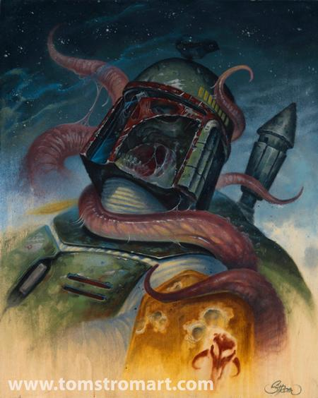 Tom Strom - Creeping Fett