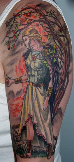 Norse Mythology Tattoos