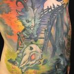 Tattoos - Three Billy Goats Gruff - 99330