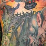 Tattoos - Three Billy Goats Gruff - 99331
