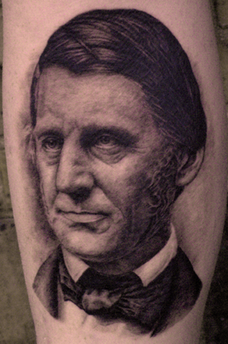Tattoos - Ralph Waldo Emerson - 25644