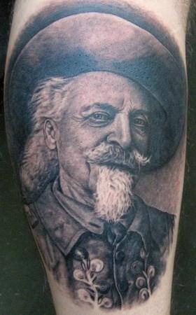 Tattoos - Buffalo Bill Cody - 47423