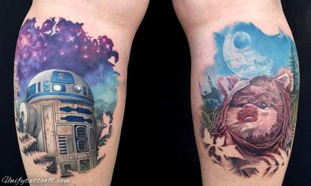 Tattoos - Star Wars Collab - 129368