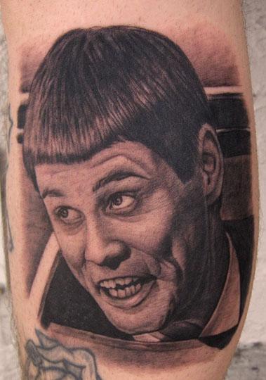 Tattoos - Jim Carrey - 40663