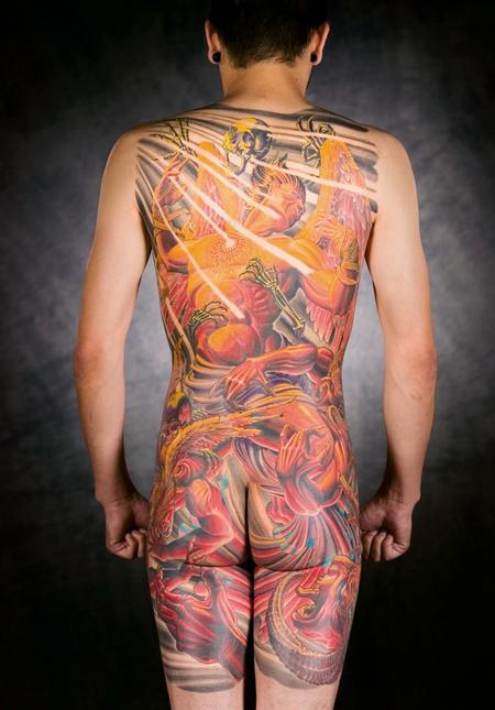 Tattoos - untitled - 100214