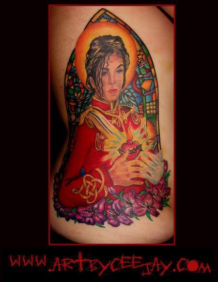 Michael Jackson Tattoo Tattoo Design