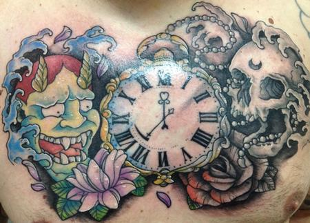 Tattoos - live for today - 82488