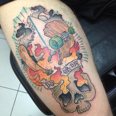 Tattoos - passion - 102442