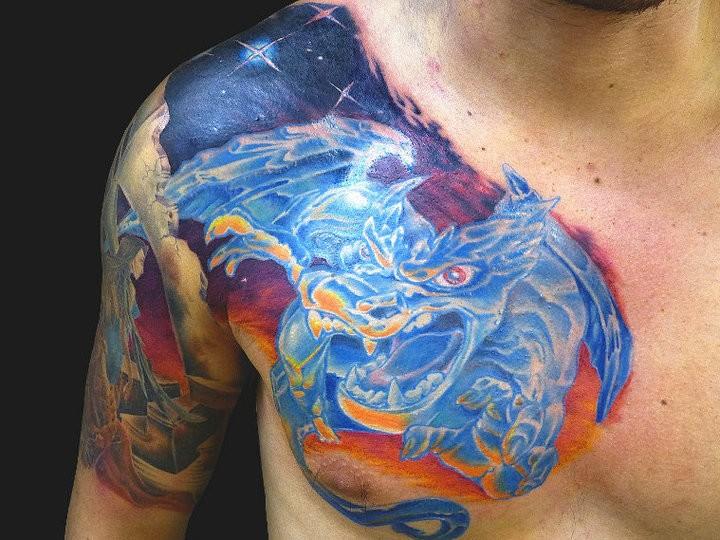 Dragon Tattoo Tattoo Design