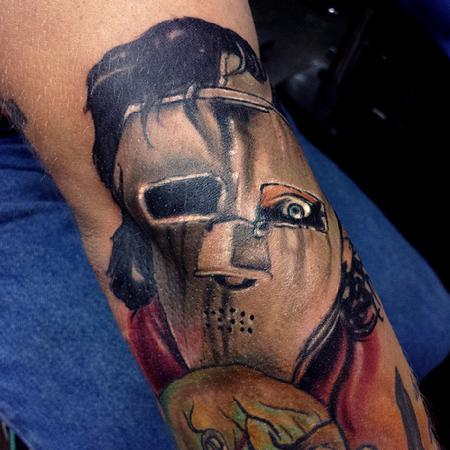 Quiet Riot - Metal Health Tattoo Tattoo Design