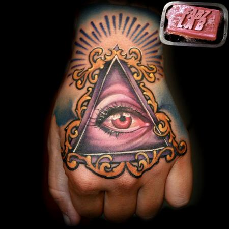 All Seeing Eye Tattoo Tattoo Design
