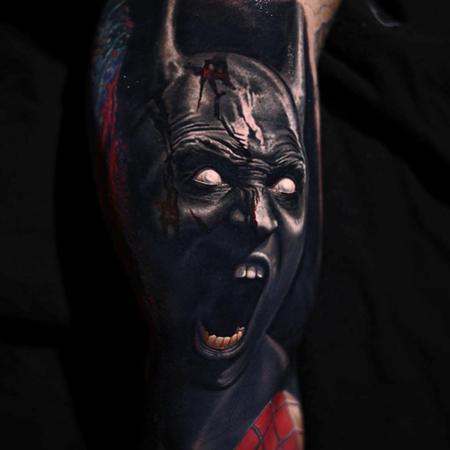 Tattoos - Batman Tattoo - 108482