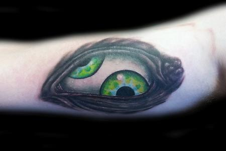 Tattoos - Tool Eye from Album Cover  - 93340