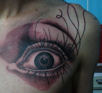 eye tattoo Tattoo Design