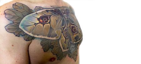 Tattoos - Mothskull - 111550