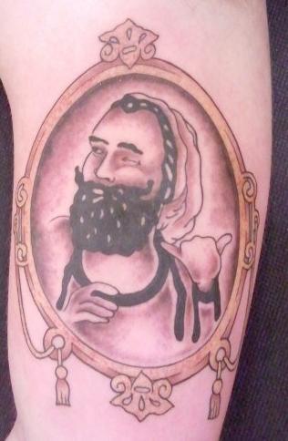 Art Nouveau Tattoo Tattoo Design