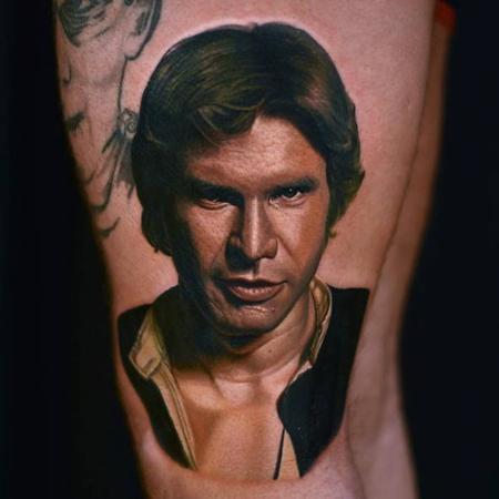 Tattoos - Han Solo - 109353