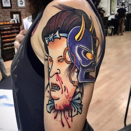 Beavis and Butthead Tattoo Tattoo Design
