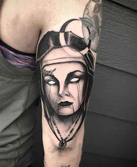 Tattoos - Billy Williams Nun - 138453