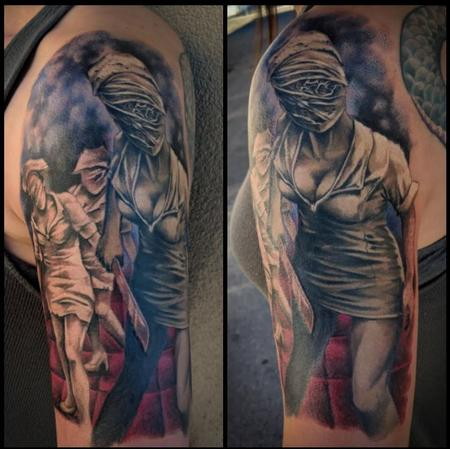 Tattoos - Bonnie Seeley Silent Hill - 139621