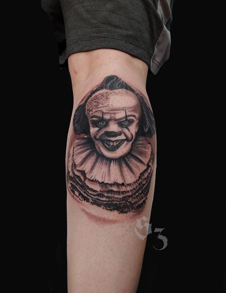 Tattoos - Quade Dahlstrom Pennywise - 142188