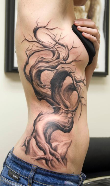 Tattoos - Tree - 63639