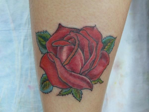 Rose Tattoo Tattoo Design
