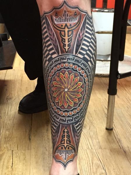 Sacred Geometry Tattoo Tattoo Design