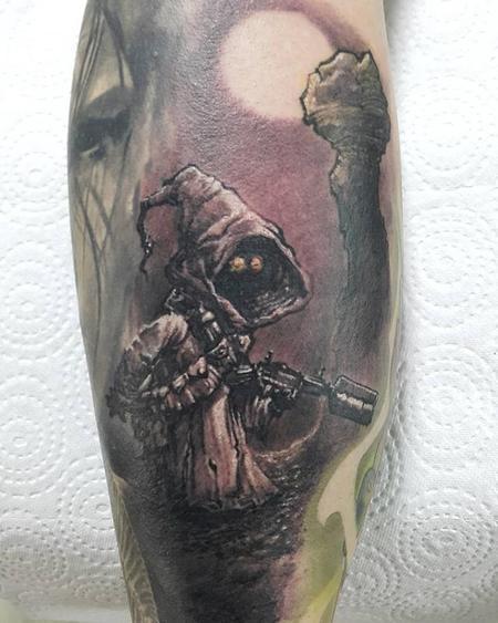 Jawa Tattoo Tattoo Design