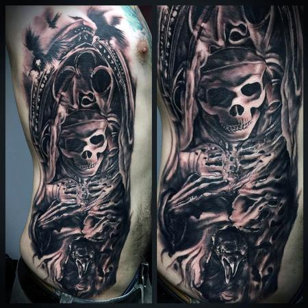 Tattoos - Lady Death Collaboration with Ron Russo - 117158