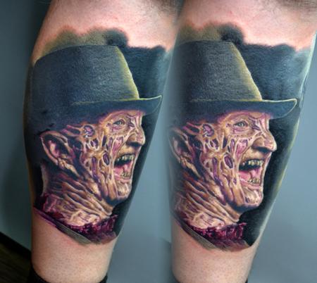 Alan Aldred - Finished Freddy Krueger