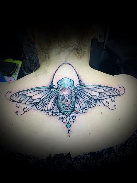 Tattoos - Bug and stufff  - 140000