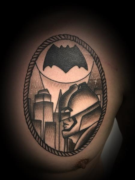 Tattoos - Batman. Dark Knight  - 141675