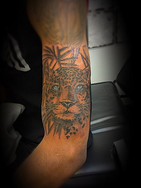 Tattoos - Cheetah - 137568