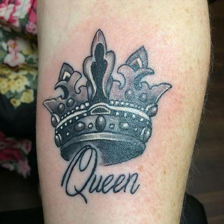Tattoos - crown - 134570
