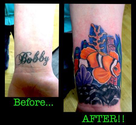 Tattoos - Bye-Bye Bobby - 140992