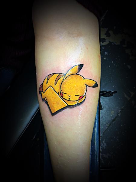 Tattoos - Pika Chu  - 140596