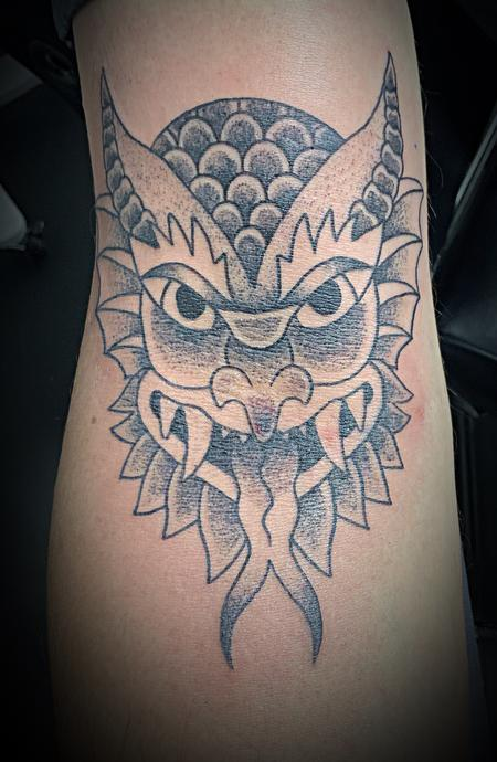 Tattoos - Ditch devil - 138477