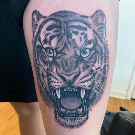 Tattoos - Tiger - 141694