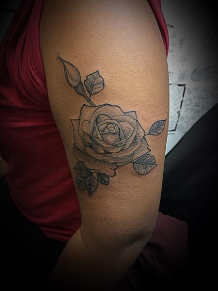 Jon Morrison (MADISON) - Roses